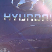 Photo taken at Route 2 Hyundai by Samantha K. on 5/19/2012