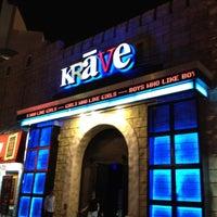 Photo taken at Krave Nightclub by Sam K. on 5/15/2012