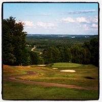 Photo taken at Peek'n Peak Upper Golf Course by Andrea S. on 7/30/2012