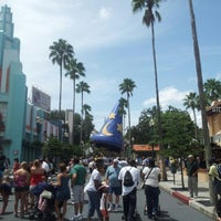 Photo taken at Hollywood Boulevard by Luis G. on 8/25/2012