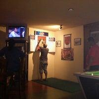Photo taken at De Mello's Pub by Steven T. on 2/23/2012