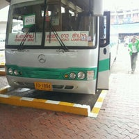 Photo taken at Phayao Bus Terminal by ผมชื่อ เ. on 5/26/2012