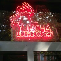 Photo taken at Yumcha Heroes by Yury S. on 6/9/2012