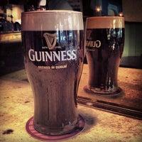 Photo taken at James Hoban's Irish Restaurant & Bar by Sarah H. on 2/17/2012