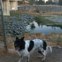 Photo taken at Alameda Creek Trail (Niles) by Alan B. on 9/13/2012