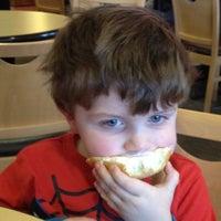 Photo taken at Panera Bread by Gordon C. on 3/4/2012