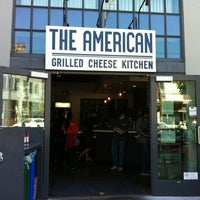 Photo taken at The American Grilled Cheese Kitchen by Charlie F. on 7/28/2012