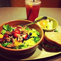 Photo taken at Panera Bread by Leah B. on 6/12/2012