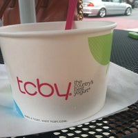 Photo taken at TCBY by Margaret M. on 5/4/2012