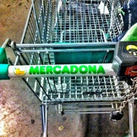 Photo taken at Mercadona Majadahonda by Santiago R. on 8/8/2012