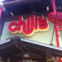 Photo taken at Chili's Grill & Bar by Dave S. on 5/2/2012