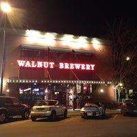 Photo taken at Walnut Brewery by Kevin R. on 3/23/2012