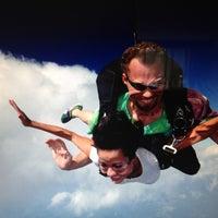 Das Foto wurde bei The Blue Sky Ranch | Skydive The Ranch von Shella am 9/4/2012 aufgenommen