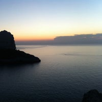 Photo taken at Cap de Formentor by Christian on 8/4/2012