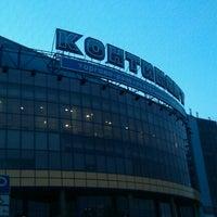 Снимок сделан в ТРК «Континент» пользователем Lena L. 8/4/2012