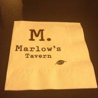 Photo taken at Marlow's Tavern by Shailendar R. on 8/27/2012