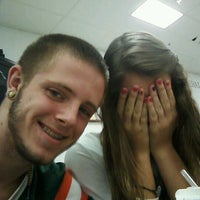 Photo taken at Mosley High Cafeteria by Zachary M. on 9/6/2012