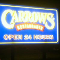 Photo taken at Carrows by Rachel H. on 4/29/2012