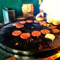 Photo taken at Hamburgers by JJ R. on 3/19/2012