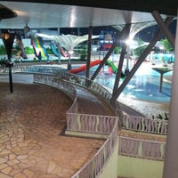 Photo taken at Sengkang Swimming Complex by Su L. on 9/11/2012