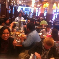 Photo taken at Europa Cafe by Jay on 4/5/2012