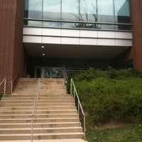 Photo taken at IST Building by Melissa H. on 4/9/2012