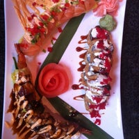 Photo taken at Nakama Japanese Steakhouse by Samantha B. on 6/1/2012