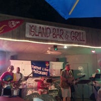 Photo taken at Island Bar & Grill by Steve L. on 5/25/2012