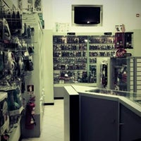 Photo taken at Microplay Mall Plaza El Trebol by josecarlos r. on 7/22/2012