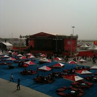 Photo taken at Bahrain International Circuit by Mohammed A. on 4/20/2012