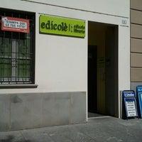 Photo taken at Edicolè by Davide B. on 8/20/2012