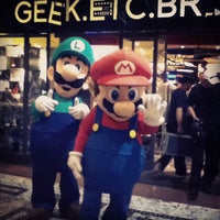 Photo taken at Geek.Etc.Br by Nuno J. on 4/25/2012