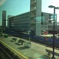 Photo taken at Oakville GO Station by Nick K. on 3/26/2012