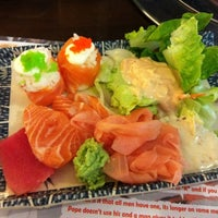 Photo taken at Shogun Japanese Buffet Restaurant by Jayne on 6/8/2012