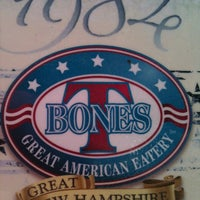 Photo taken at T-Bones Great American Eatery by Stacie H. on 6/30/2012