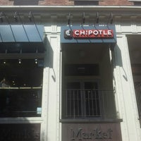 Photo taken at Chipotle Mexican Grill by Norman S. on 8/21/2012