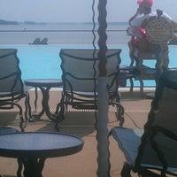 Photo taken at Pool @ Hyatt. by Bethany F. on 6/19/2012