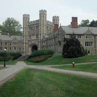 Photo taken at Princeton University by Dan on 8/25/2012