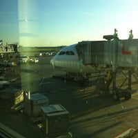 Photo taken at Gate B29 by Casey W. on 6/15/2012