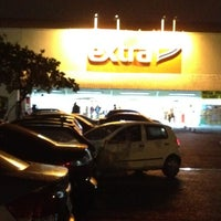 Photo taken at Extra Hiper by Andressa on 7/16/2012