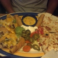 Photo taken at On The Border Mexican Grill & Cantina by Sonya D. on 7/30/2012