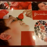 Photo taken at Strawberry Forever Dessert Cafe by Chloe L. on 4/24/2012