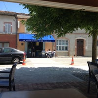 Photo taken at Chez Gabatch by Céline L. on 7/13/2012