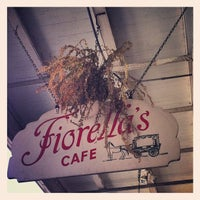 Photo taken at Fiorella's Cafe by Jason H. on 4/15/2012