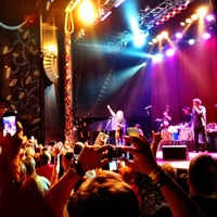 Photo taken at House of Blues by Craig F. on 8/22/2012