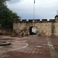 Photo taken at Parque Independencia by Denis S. on 7/21/2012