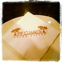 Photo taken at P.F. Chang's by Joi A. on 4/4/2012