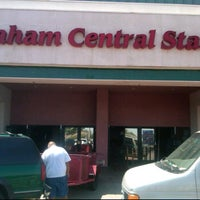 Photo taken at Graham Central Station by Mia Bella Occhi on 5/20/2012
