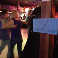 Photo taken at Cowboy Palace Saloon by Ernie G. on 3/31/2012