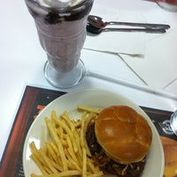 Photo taken at Steak 'n Shake by Barbara V. on 6/3/2012